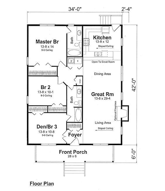122 best floor plans images on Pinterest   Architecture, Floor ...