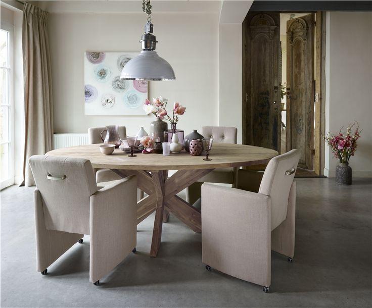 Eetkamer stoelen Verona Pronto wonen