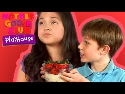 ▶ Curly Locks - Happy St. Valentine's Day! - Mother Goose Club Playhouse Nursery Rhymes - YouTube