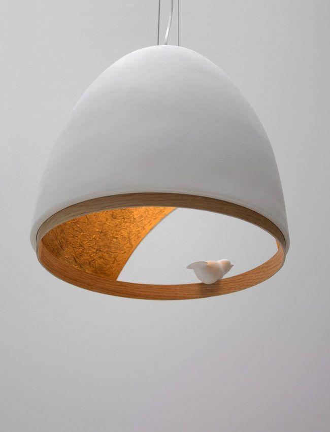 Lampe Voliere Oiseaux En Cage Ou La Trouver Diy Light It Up