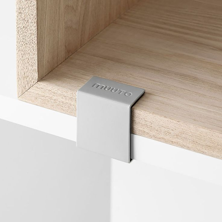 top3 by design - MUUTO NEW NORDIC - muuto stacked clip pk 5 grey
