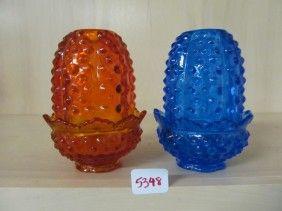 Fenton Fairy Lamps