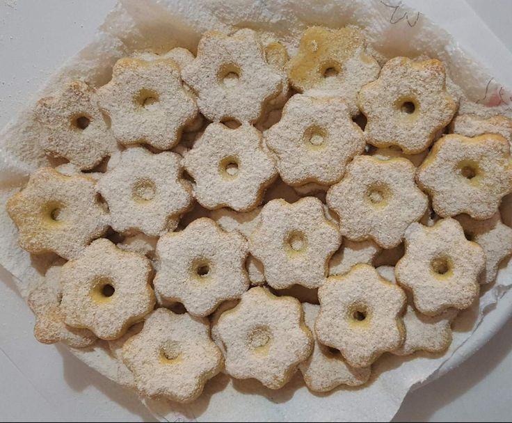 Ricetta Canestrelli pubblicata da valentina.palermo - Questa ricetta è nella categoria Prodotti da forno dolci