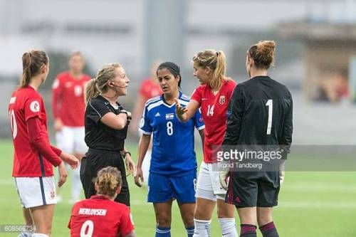 06-28 ULSTEINVIK, NORWAY - SEPTEMBER 19: Isabell Herlovsen of... #ulsteinvik: 06-28 ULSTEINVIK, NORWAY - SEPTEMBER 19: Isabell… #ulsteinvik
