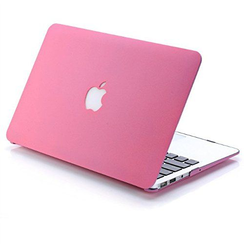 "HQF® Snap on Cover Quicksand matte Hard Shell Case for Apple 13-inch MacBook Air 13.3"" Model A1369/A1466(Pink) HQF http://www.amazon.com/dp/B00QPN22GQ/ref=cm_sw_r_pi_dp_3zPTub0G4G2WN"
