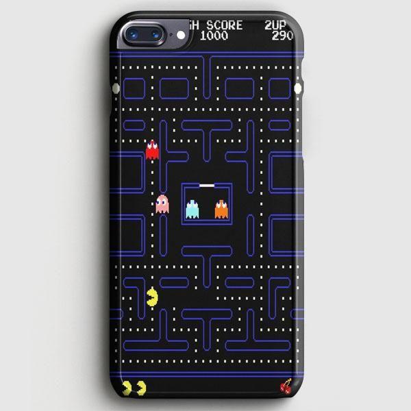 Pacman Game iPhone 8 Plus Case | casescraft