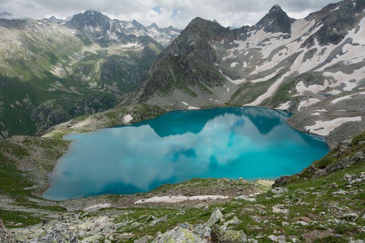 К Муруджинским озерам