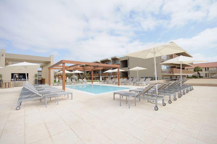 piscina para crianças no Oásis Salinas Sea