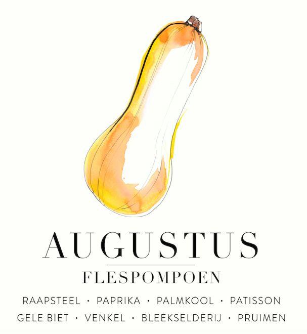 SLA Calendar // Augustus