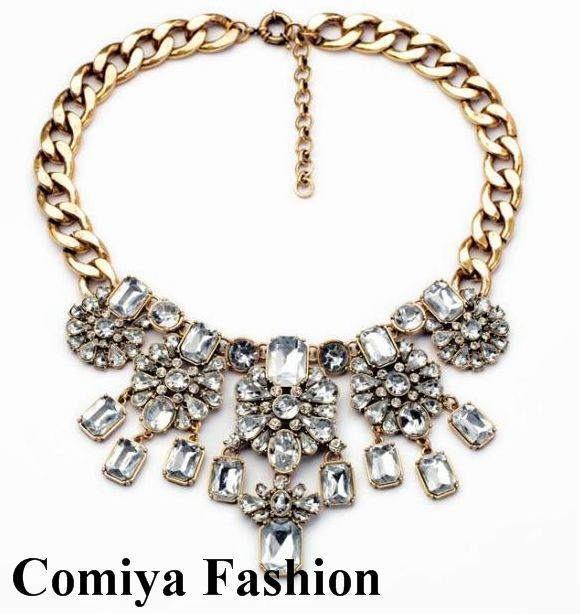 Big chunky rhinestone globe ethnic design gold body chain necklace for women pendants women accessories fashion 2014-in Chain Necklaces from Jewelry on Aliexpress.com | Alibaba Group