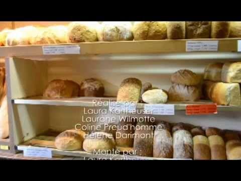 Le métier de boulanger - YouTube