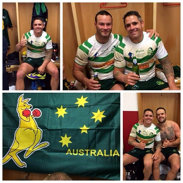 After the win against Ireland