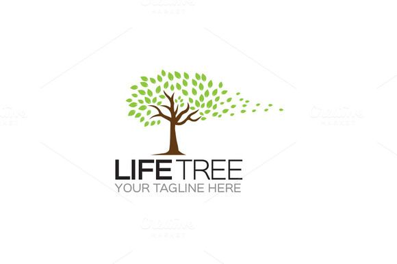 Life Tree Logo by LogoVibe on @creativemarket