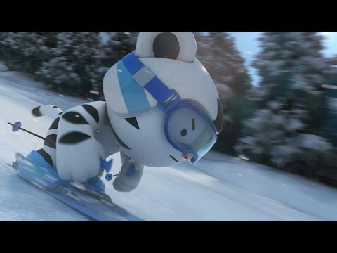 PyeongChang 2018 Mascot Animation - YouTube