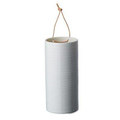 Anne Black Grow Væg Vase Concrete Stor