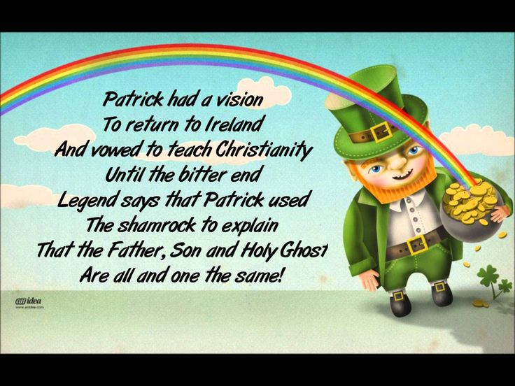 Saint Patrick's Day song
