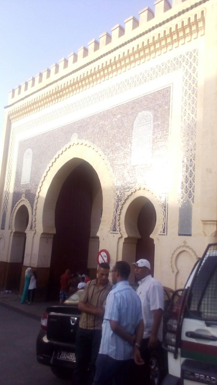 Old medina fes