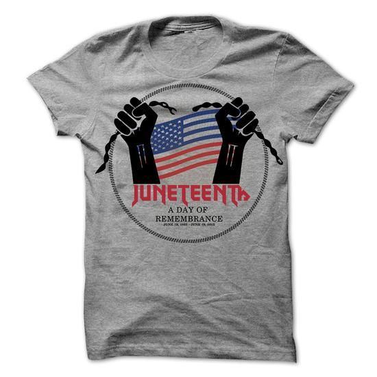 Happy Juneteenth Day T Shirts, Hoodies. Get it now ==► https://www.sunfrog.com/LifeStyle/Happy-Juneteenth-Day.html?41382 $21