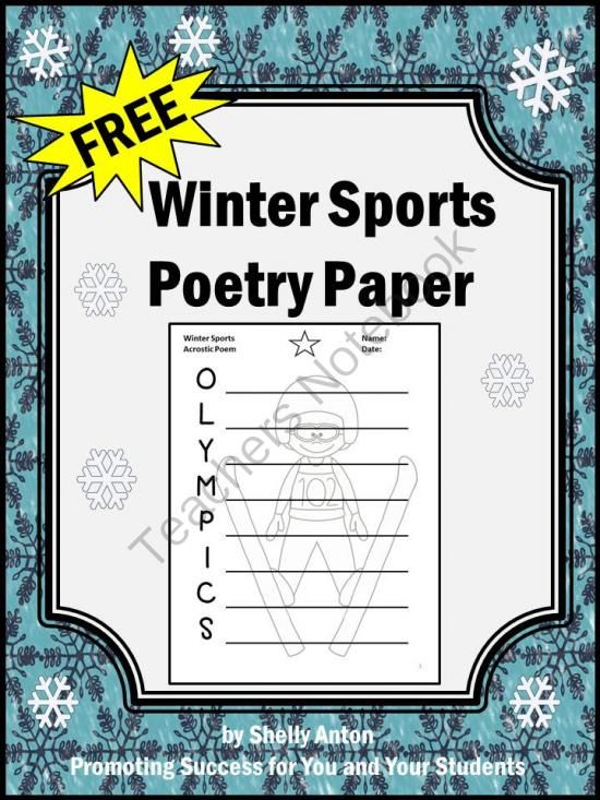 Write an acrostic poem for olympics
