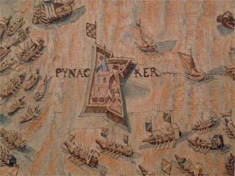Pijnacker gespot in De Lakenhal - Telstar Online Landkaart Historie Pijnacker