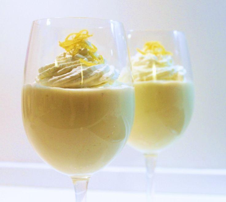 Lækker hyldeblomstfromage med et strejf af citron