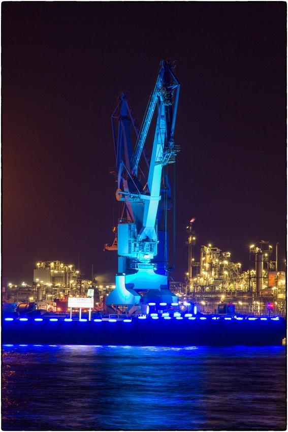 Blue Port I