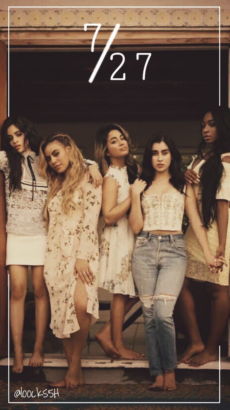 I may not like Fifth Harmony that much anymore, but I Love Camila and Better Together, Reflection and 7/27