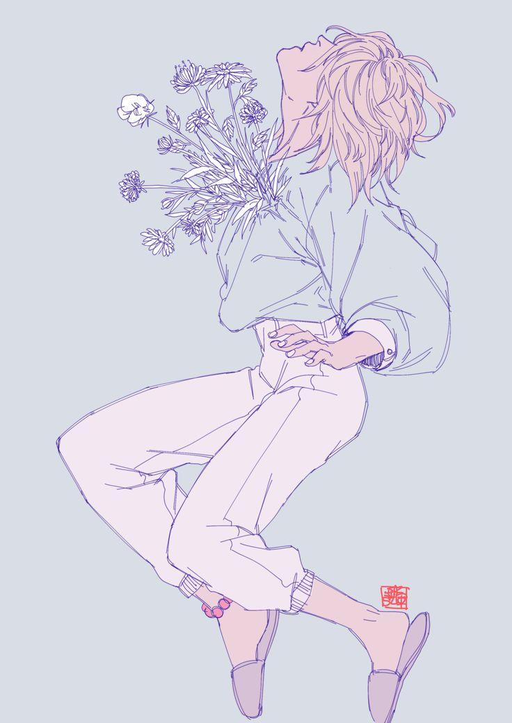 ・:*:・☆彡Sweet & Pastel Art Heart Grows by DAHUI WANG