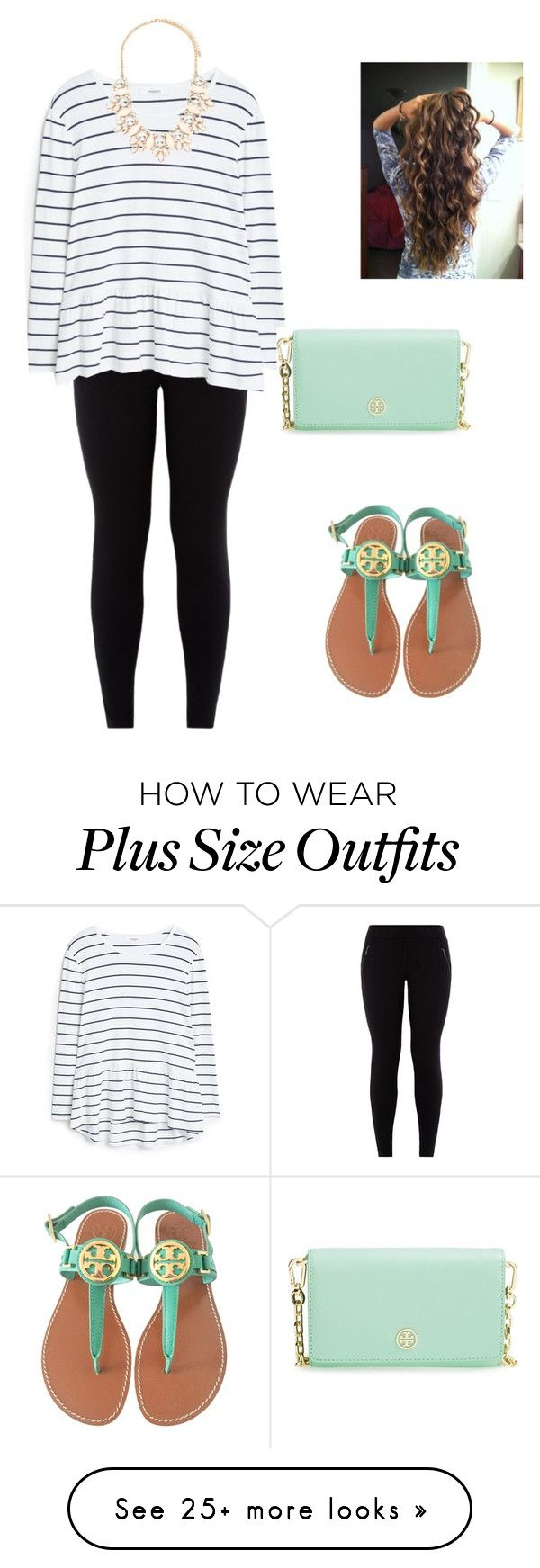 """Read D"" by jackelinhernandez on Polyvore featuring MANGO, Tory Burch and Forever 21"