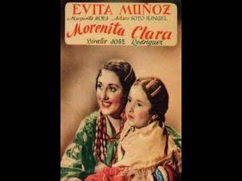 Morenita Clara Evita Muñoz Chachita pelicula completa