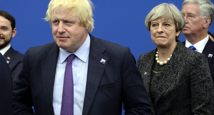 Sputnik News - Despite continuous criticism over his diplomatic and political blunders, British Foreign Secretary Boris Johnson continues to hold a secure top spot in the list of the nation's leadership contenders, as per Conservative Party members.