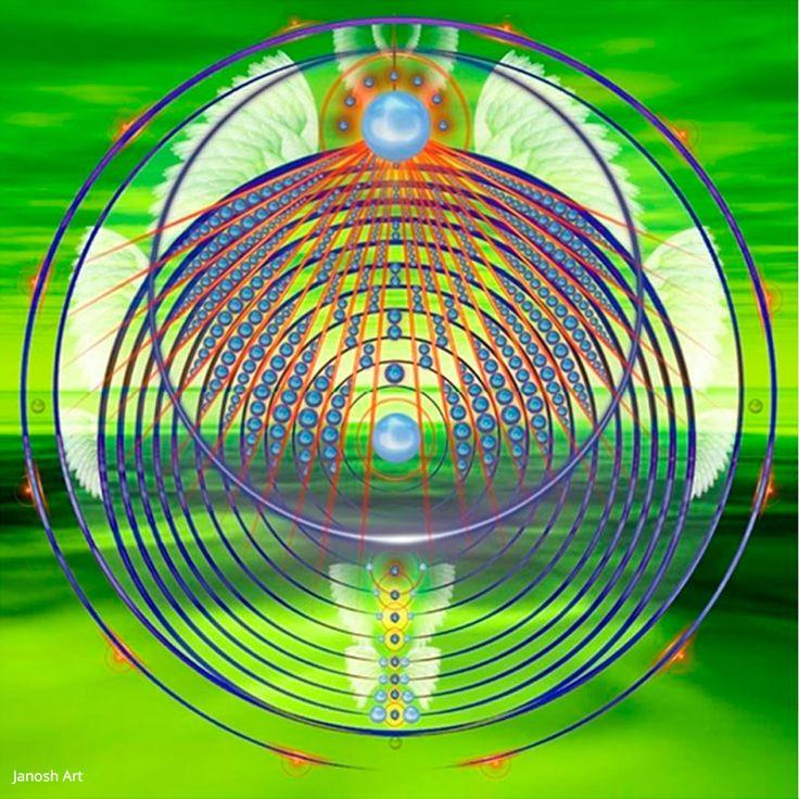 Geometria Sagrada – Criação: o que difere a capacidade de criar de uma Alma para outra é a quantidade de luz que acessamos em nosso âmago.  Leia mais no site....
