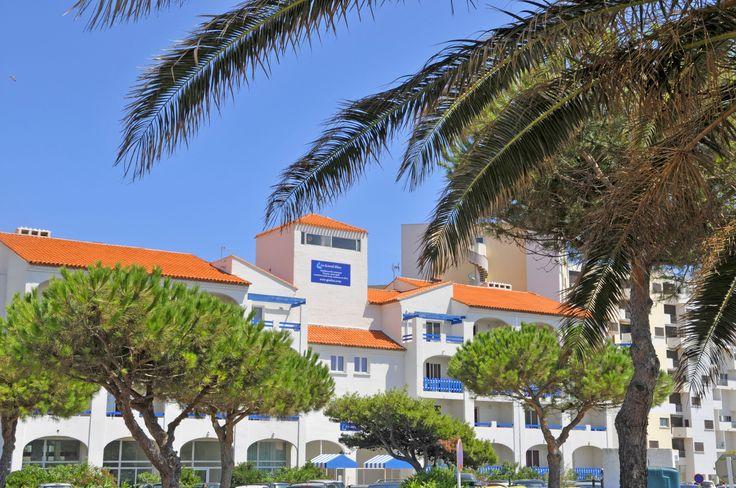 Résidence Goelia, Le Grand Bleu à Port Barcarès.