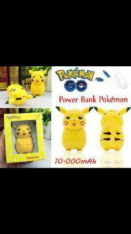 #powerbank #pokemon @ 235.000