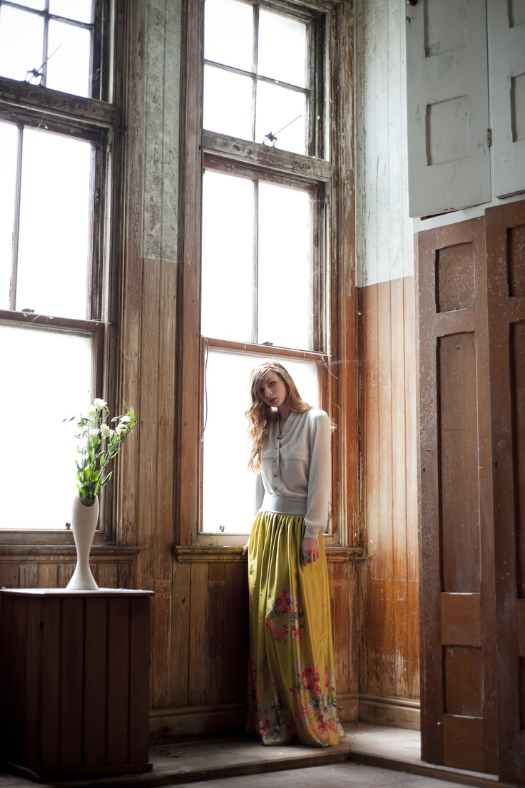 Sun Shirt, Ebb & Flow Skirt