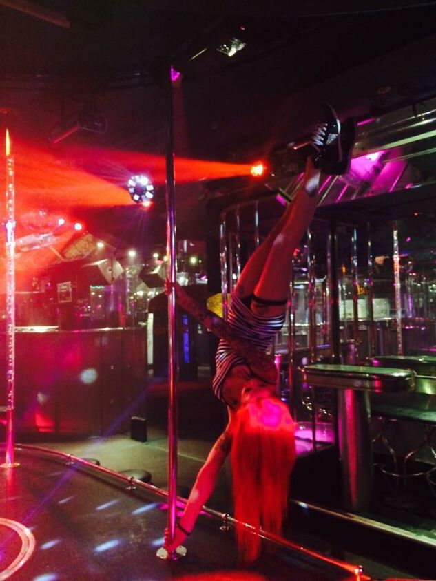 Pin On Pole Dance Fitness