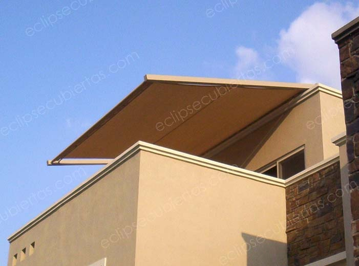Mallasombra tensoestructuras velarias parasoles lonas - Toldos para cocheras ...