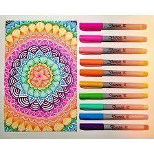 Resultado de imagen para zentangle art color mandalas