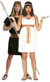 Couples Ancient Egyptian Fancy Dress Costumes