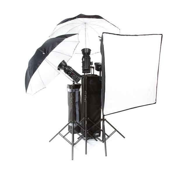 $2899 Bowens Gemini 500R (x3) Tx/Rx Kit