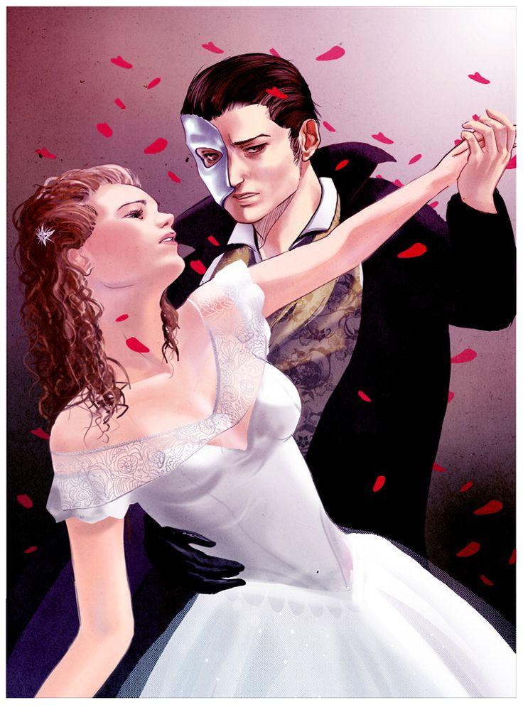 Phantom of the Opera - Erik - Andrew Lloyd Webber take