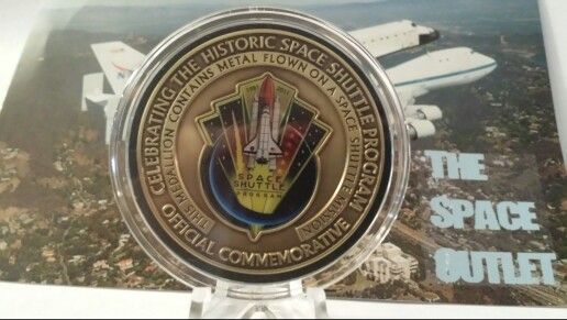 space shuttle challenger coins - photo #24