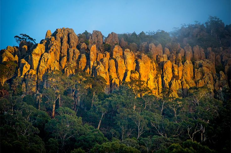 Macedon Ranges' most famous landmark Hanging Rock has fitted in so much over 6 million years… from a sacred place for local indigenous people and backdrop to Joan Lindsay's book Picnic at Hanging Rock and Peter Weir's film of the same title, to a colourful host of music concerts, markets and popular horse races, the …