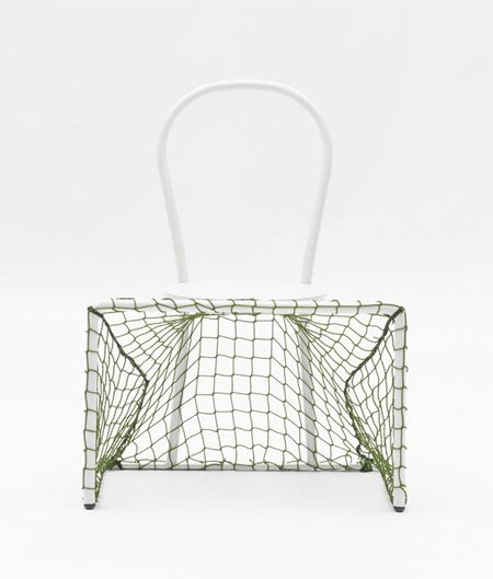 Football Chair by Emanuele Magini: Design Saint, Design Projects, Chairs, Football Chair