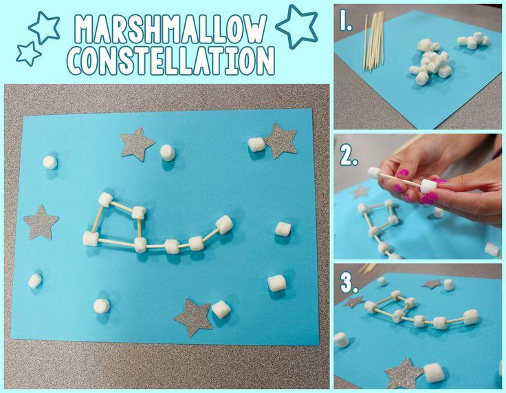 Best 25+ Constellation Craft Ideas On Pinterest