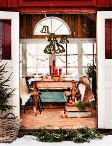 Inspirerande juldukning med enkla medel - Inredning – Hus & Hem