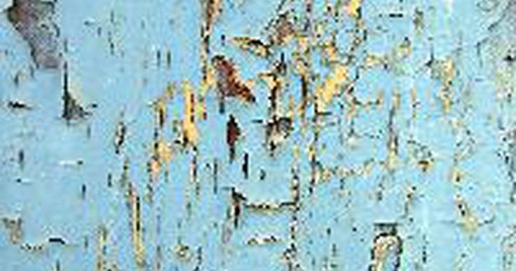 Técnicas de pintura: Parede envelhecida. Uma parede envelhecida poder dar uma nova personalidade e ajudar a reunir certos estilos de decoração, tais como rural e rústico, francês provincial, europeu colonial ou simples e chique. Não é difícil fazer com que uma parede pareça como se tivesse sido negligenciada durante anos -- só é preciso um pouco de tinta e as técnicas certas. Técnicas de ...