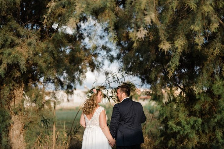 Villa maria winery wedding