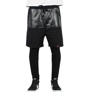Sixth June - Short + Cycliste Pant Noir/Dragon