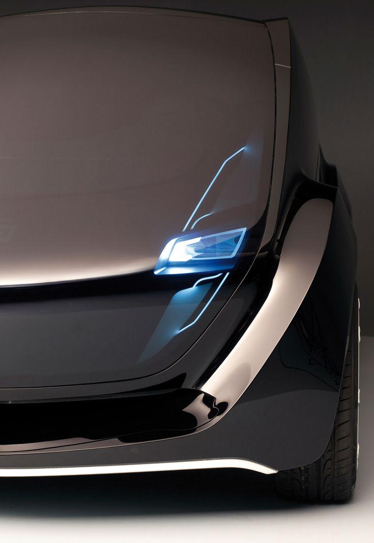Opel EDAG (open source) Car - light detail